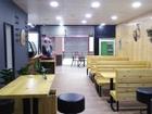 مطعم برجر للبيع مجهز بالكامل داخل مول تجاري