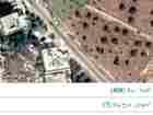 قطعة أرض للبيع في يرقا اراضي السلط تقع على ٣ شوارع بسعر لقطة