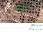 قطعة أرض تقع على ثلث شوارع للبيع في يرقا أراضي السلط مساحة 738متر
