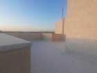 لمحبين الشقق مع الارواف  شقة مساحة 135 م + روف 110م  اطلاله رائعة            على شارعين    بسعر لقطة
