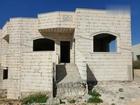 عماره في البيضاء في مطله على جميع المنطقه ٤ واجهات حجر طابقين أول وتسويه على شارعين ١٤ متر