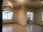 شقة فارغة للايجار في أرقي مناطق الجندويل مساحة 165م طابق ثالث اطلالة جميلة بسعر مناسب