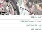 ارض للبيع في جبل الزهور مساحتها ٦١٨ م تصلح لأسكان