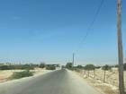 ارض في منطقة البحر الميت بجانب البحيره