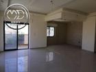 شقة ارضية جديده فارغة للايجار خلدا  مساحة 130م مع حديقة 120م تشطيب سوبر ديلوكس