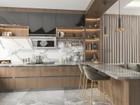 شقة مودرن مع نظام كهرباء مجانية مساحة ١٧٥م٢ مع ترس ٥٠م٢ بأجمل مناطق شفا بدران