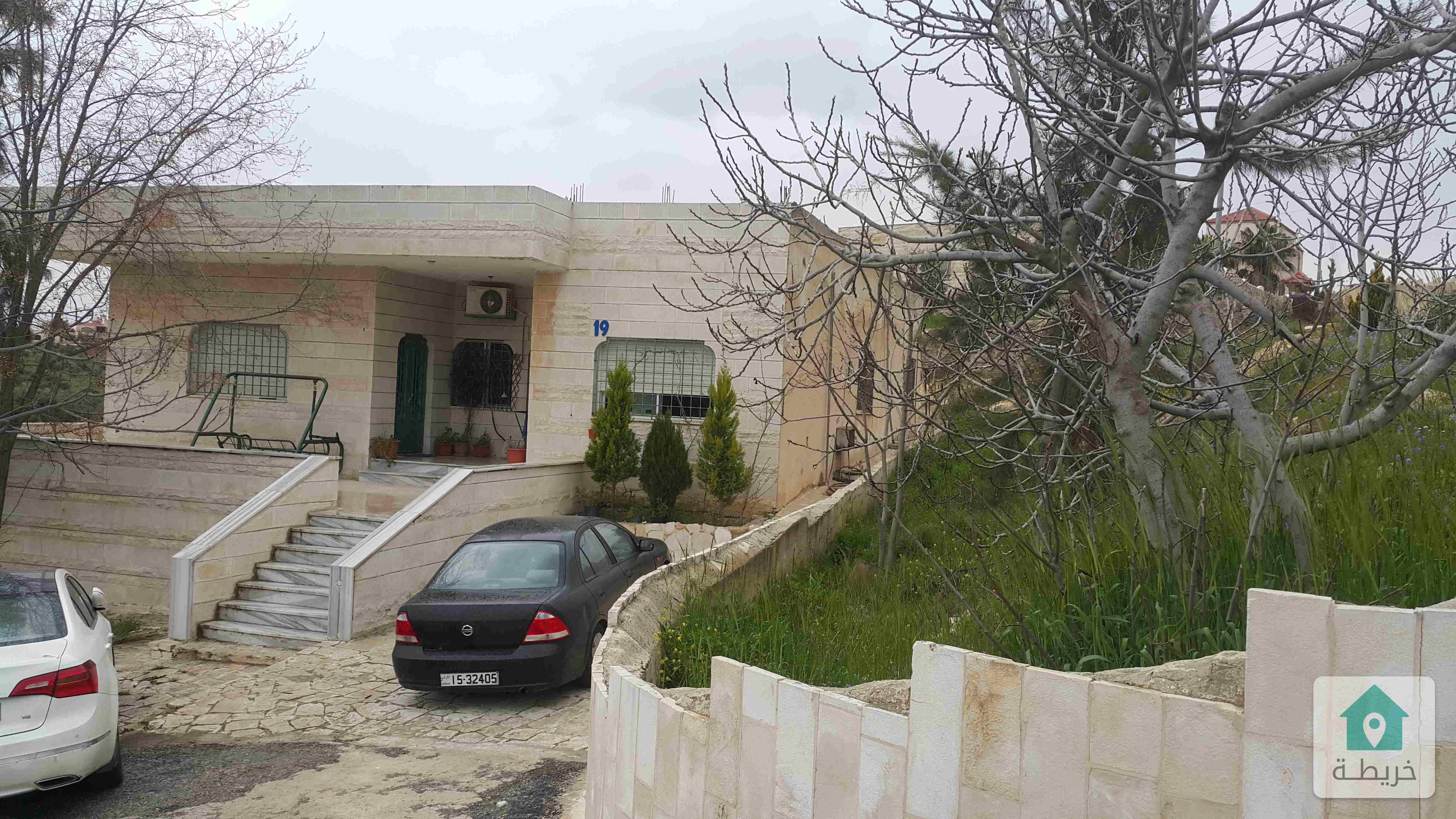 قطعة ارض مميزة في منطقة بدر الجديدة عليها بناء قائم