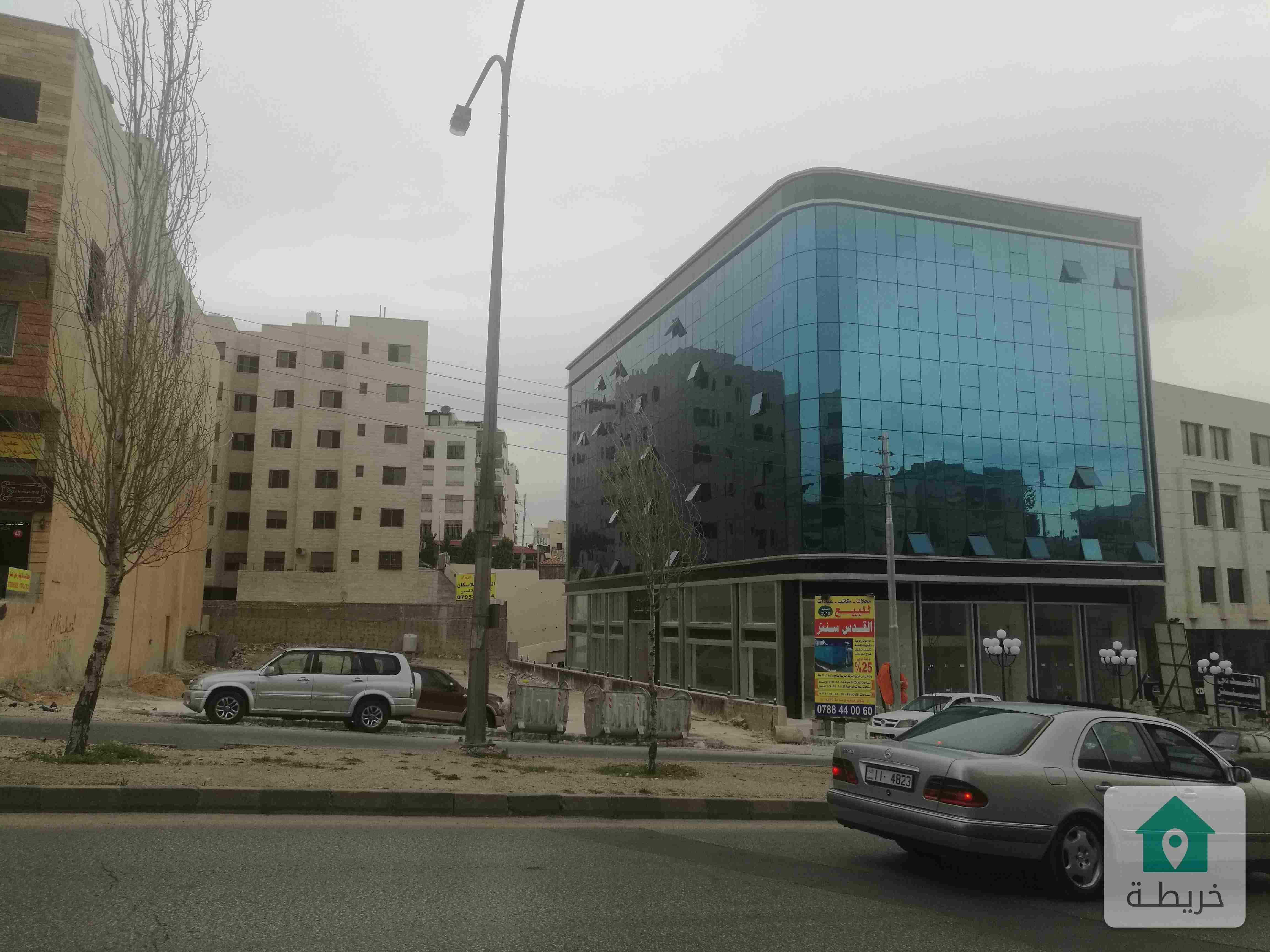 شارع الجاردنز القدس سنتر