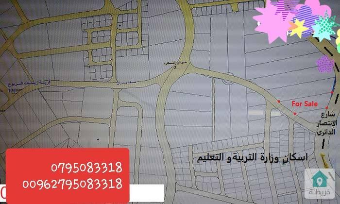 أرض للبيع في الاردن-عمان-شفابدران زينات الربوع من المالك مباشرة
