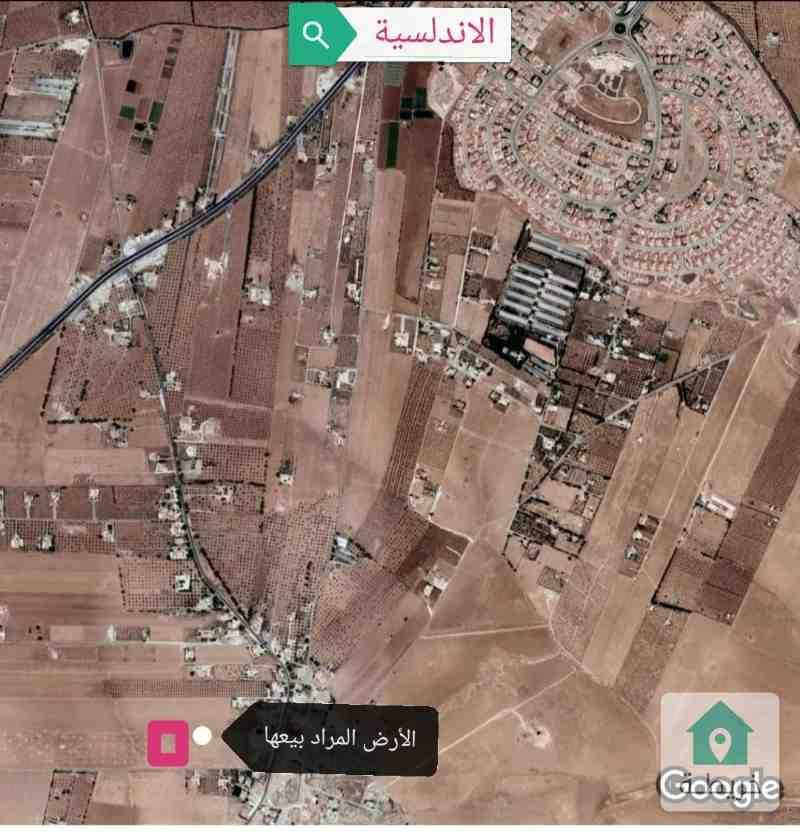 ارض استثمارية للبيع المستعجل جنوب عمان ام رمانة