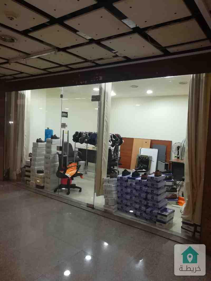 عقار تجاري للبيع ، يصلح لكافة الأعمال التجارية في منطقة حيوية في جبل الحسين