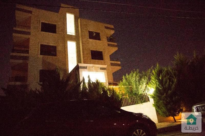 شقة فاخرة جدًا مع روف باطلالة على جبال القدس