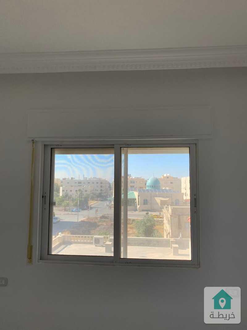 شقة للبيع في اربد-الحي الشرقي-الزهور-مقابل مسجد سامراء