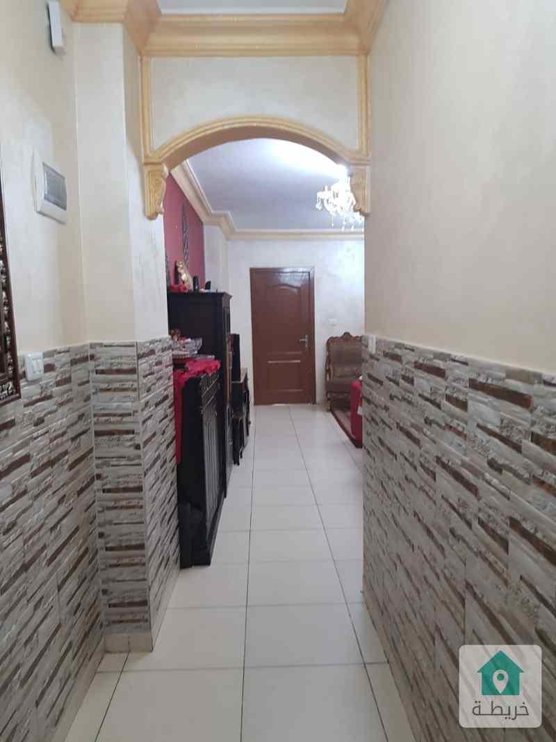 شقة للبيع بالبيادر تحت مطعم القدس بجانب جمعية سلوان