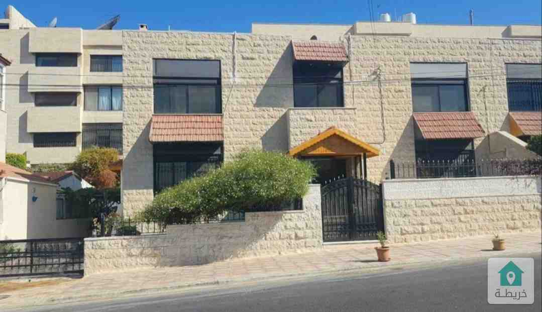 Unfurnished Villa For Rent, Located in Amman/ Abdoun