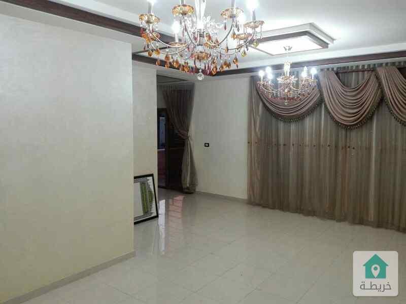 شقة طابق أرضي في مرج الحمام للبيع كاش او اقساط