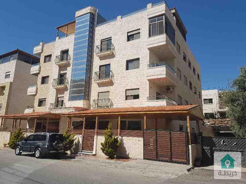 شقة فاخرة للبيع من المالك مباشرة - عمان - ربوة عبدون
