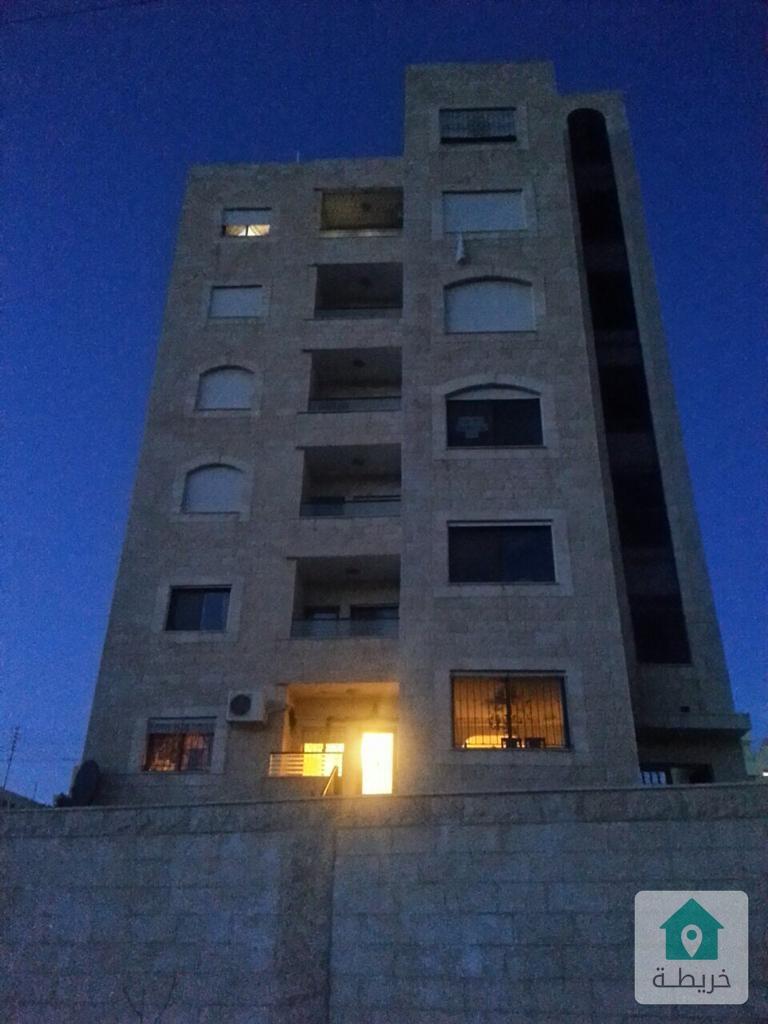 شقة طابقية مساحة ١٥٠ م في منطقة شفا بدران للبيع