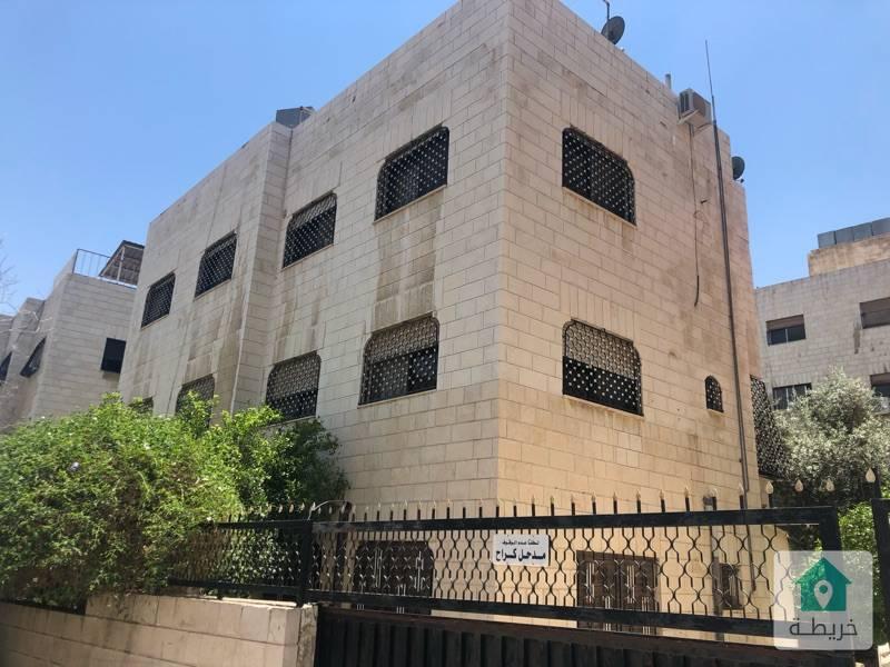 عمارة سكنية مميزة للبيع في جبل الحسين