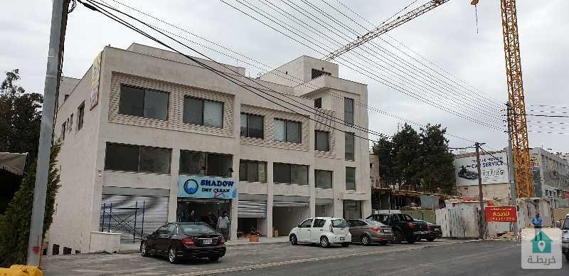 دابوق، شارع خير الدين المعاني بناء رقم ٤٧ مقابل البنك العربي