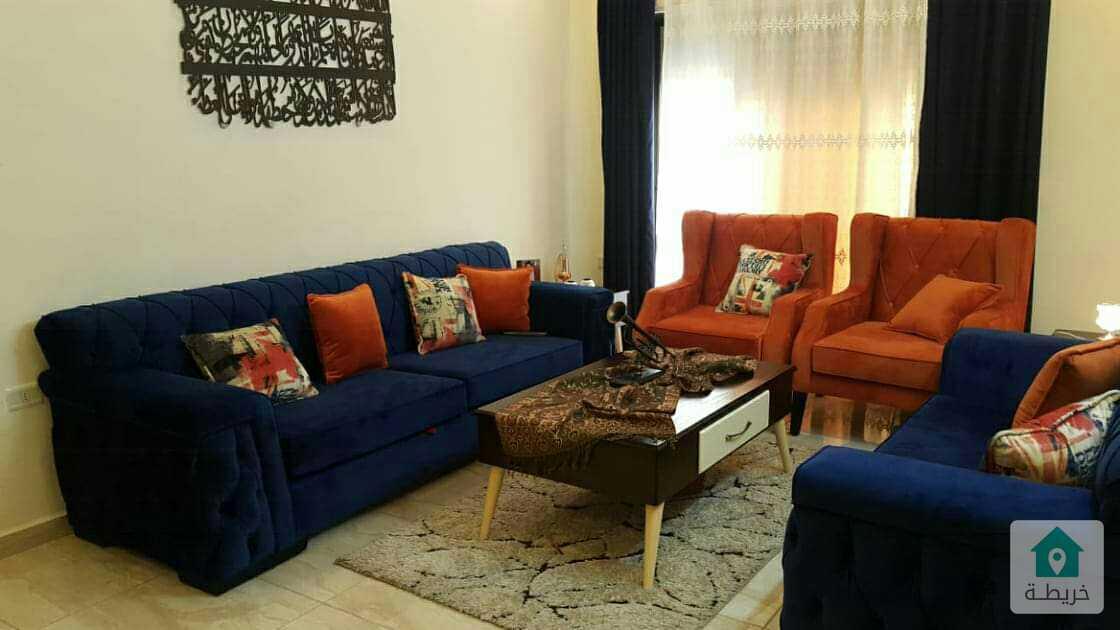شقة فاخرة جديدة في اجمل مناطق طبربور للبيع بسعر مغري