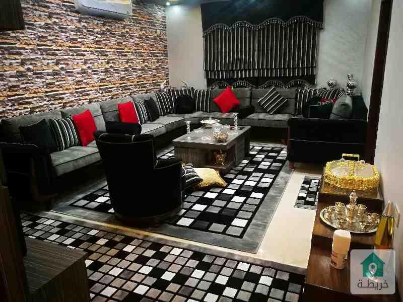 شقة طابقية مميزة سوبر ديلوكس شارع الاذاعة والتلفزيون