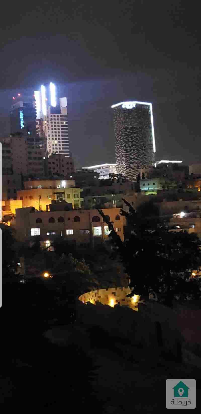 شقة مفروشة للايجار بين الدوار التالت والرابع خلف فندق الاند مارك