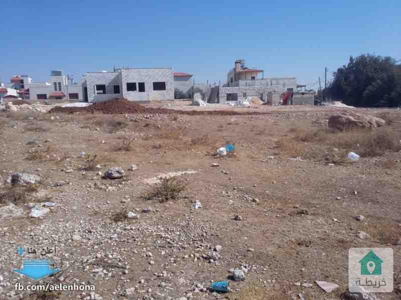 ارض للبيع في اليادودة/ حي قباء -قرب قصر اليادودة