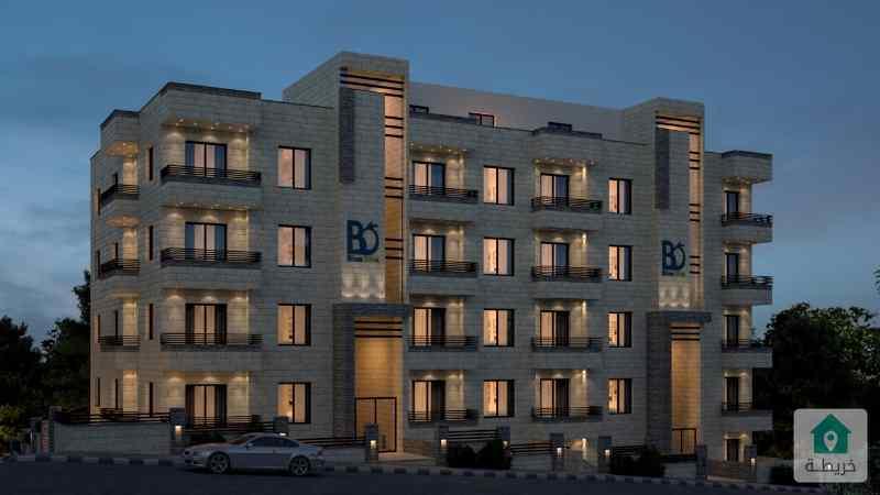 تملك شقة العمر بسعر مميز من المالك مباشرة طابق ثاني مساحة 100 مترابو علندا بسعر 38.500 كااااااش