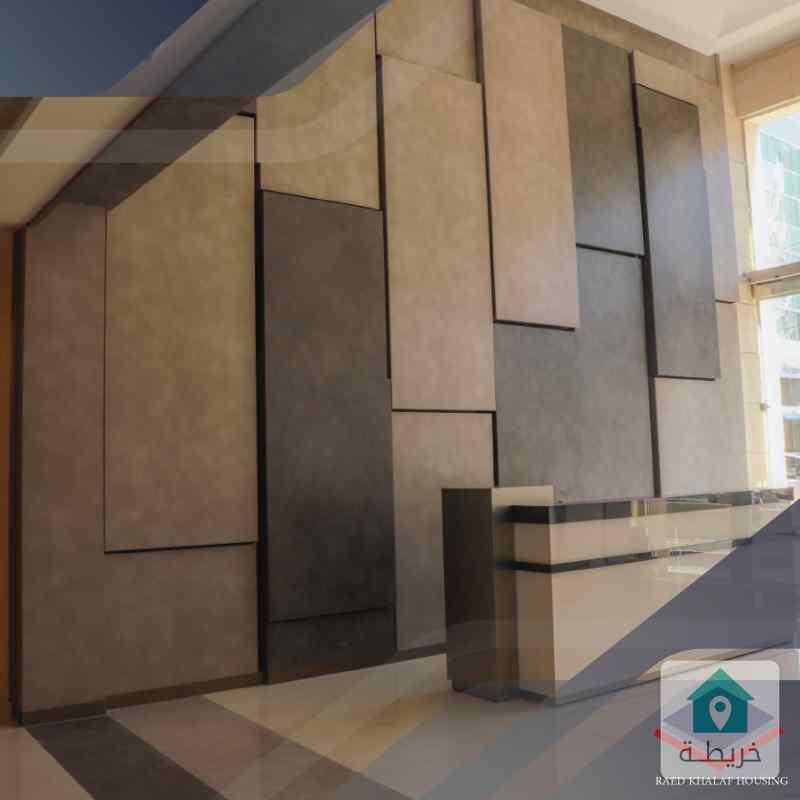 عيادات ومكاتب للبيع مقابل المركز العربي الدوار الخامس شركة رائد خلف للاسكان