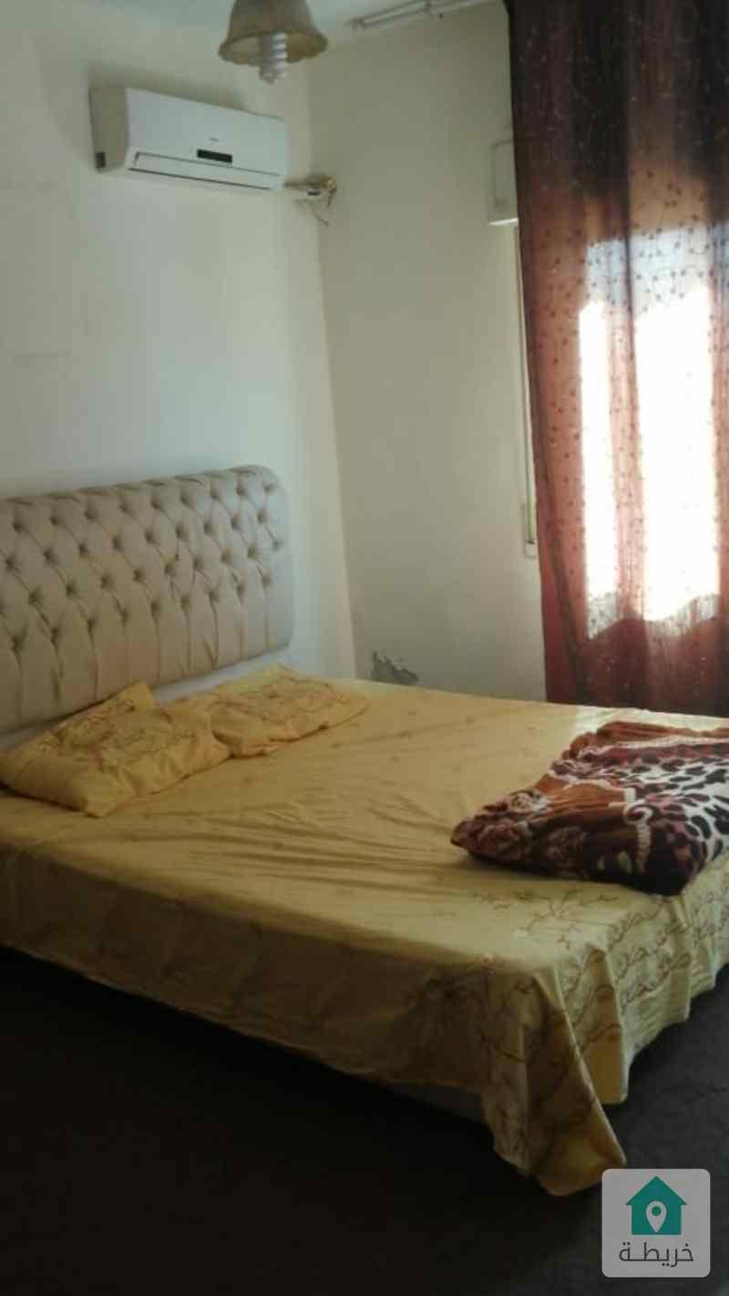 من المالك شقة مفروشة للايجار في جبل الحسين دوار مامونيه