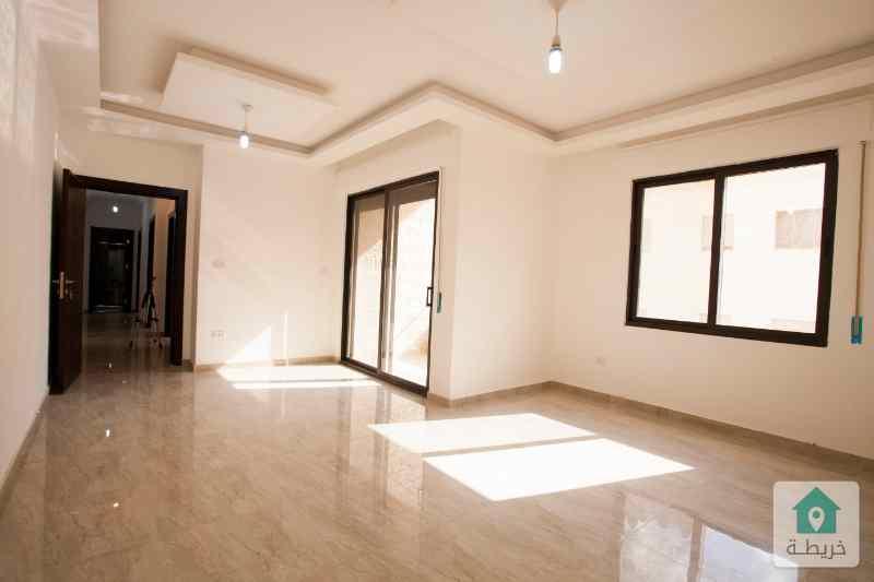 اخررر شقة بسعر مميز في الجبيهة حي المنصور مساحة 91 متر شبه أرضي مع كراج بسعر 45000 الف كاااش