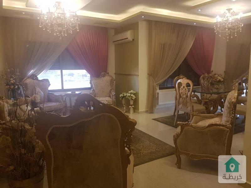 شقة فخمة و مطلة ١٩٠ م بعرجان بسعر مغري