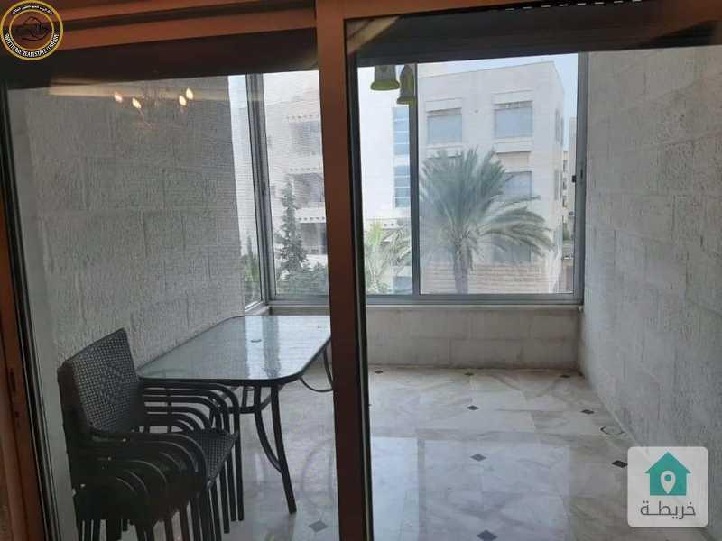 شقة طابقية مميزة للبيع في الرابية طابق ثاني 270م بسعر مغري 235000