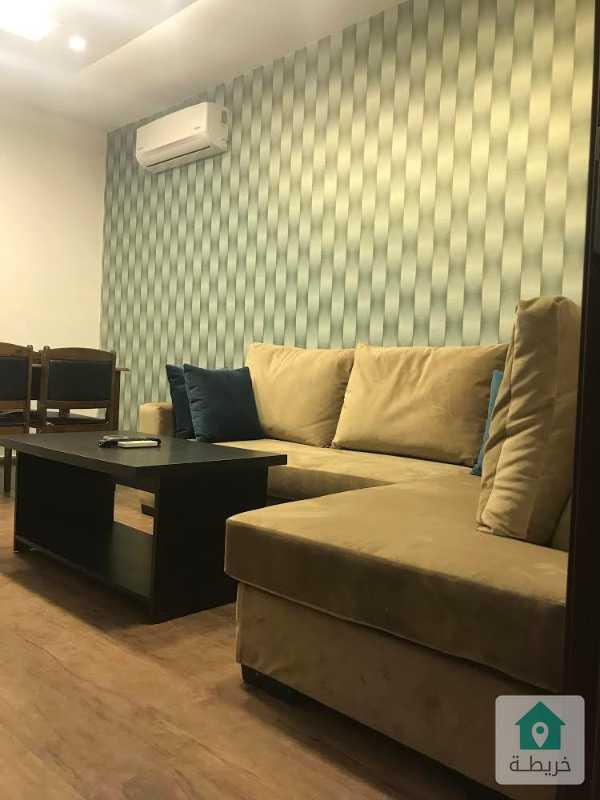 ستوديوهات للبيع مفروشة فرش كامل خلف شارع عبدلله غوشه شركة رائد خلف للاسكان
