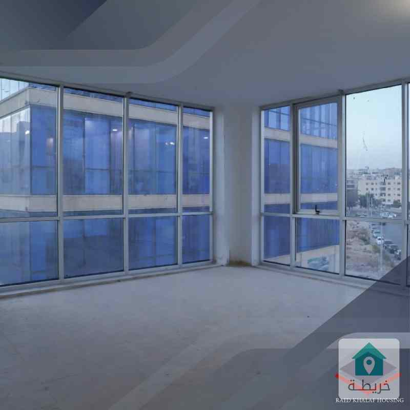 مكتب مساحة 120م للبيع في منطقة السابع شركة رائد خلف للاسكان