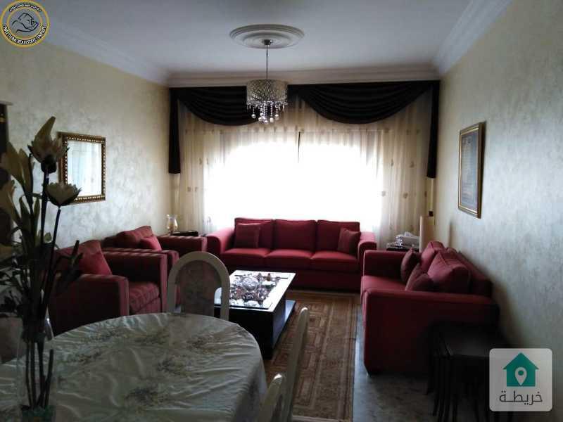 شقة مميزة للبيع في الرابية طابق ثاني 175م بسعر 80000.