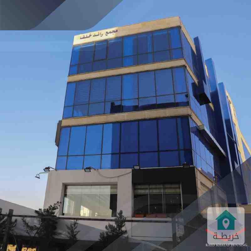 محلات تجاريه في منطقة السابع 14م للبيع شركة رائد خلف للاسكان