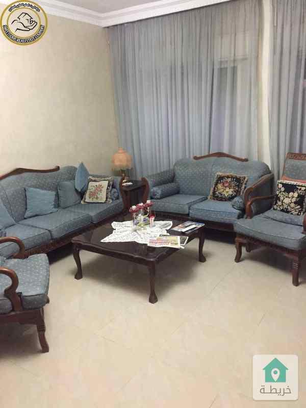 شقة مميزة للبيع في خلدا قرب الانجليزية طابق ثالث 100م بسعر 53000.