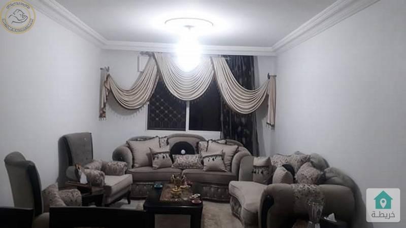 شقة مميزة للبيع في تلاع العلي طلوع نيفين طابق ثاني 115م بسعر39000.