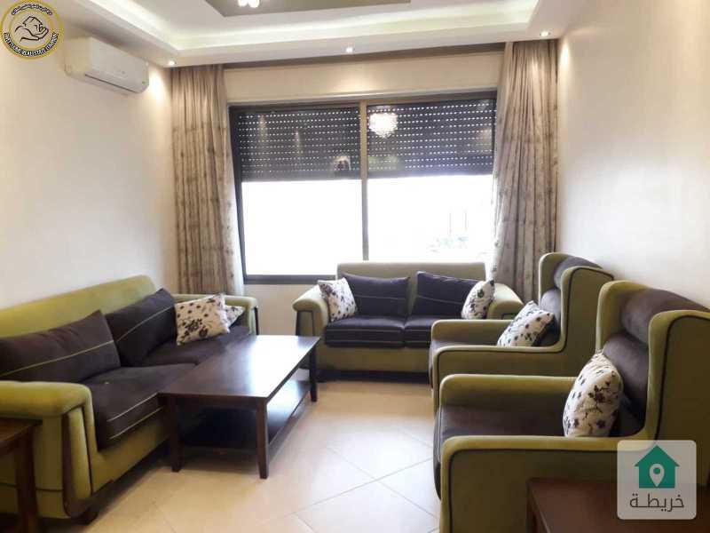 شقة مميزة للبيع في خلدا طابق اول 115م بسعر 75000