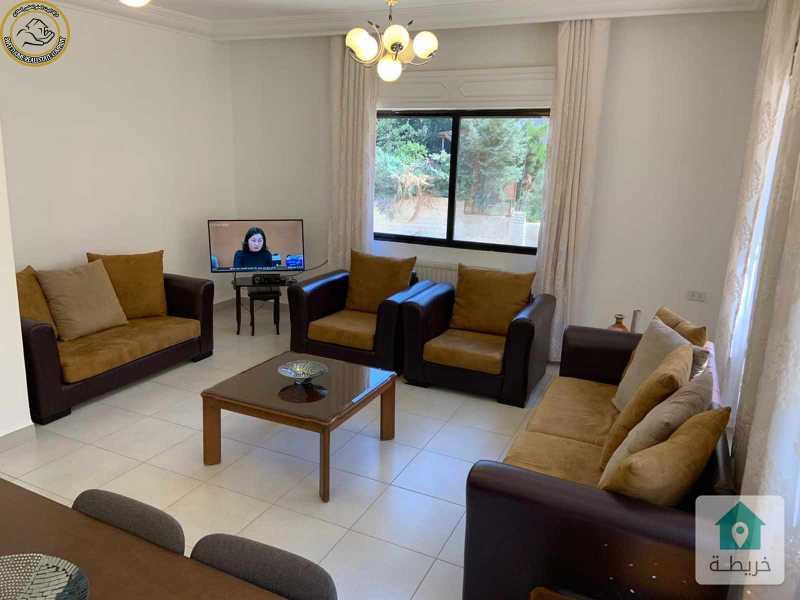 شقة مميزة للبيع في الرابية طابق اول 100م بسعر 65000