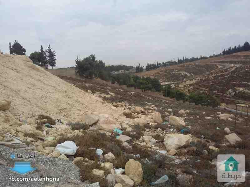 ارض للبيع في مرج الحمام/ طريق السلام - الجهة المقابلة لمسجد السلام
