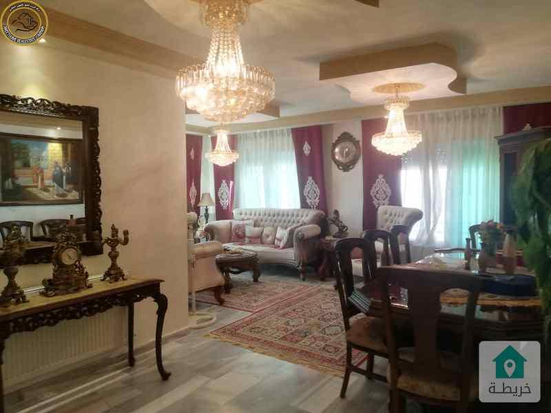 شقة مميزة للبيع في تلاع العلي طابق ثالث 160م بسعر مغري
