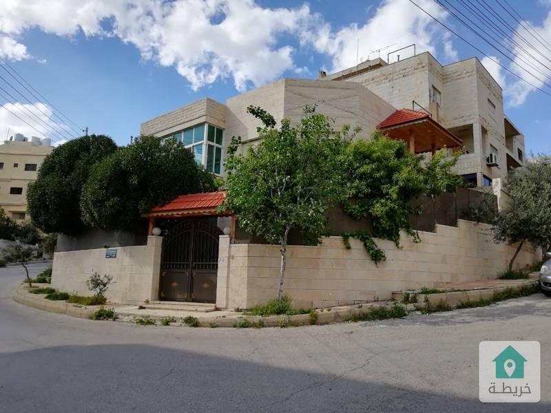 منزل مستقل للبيع طابقين دوبليكس في عمان - البيادر
