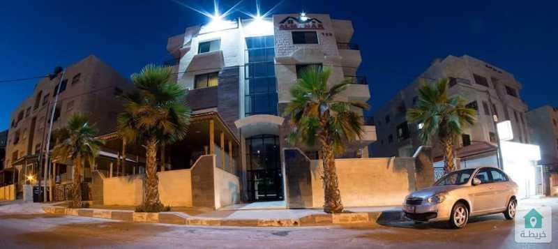 شقة للايجار في خلدا بالقرب من المدارس النموذجية