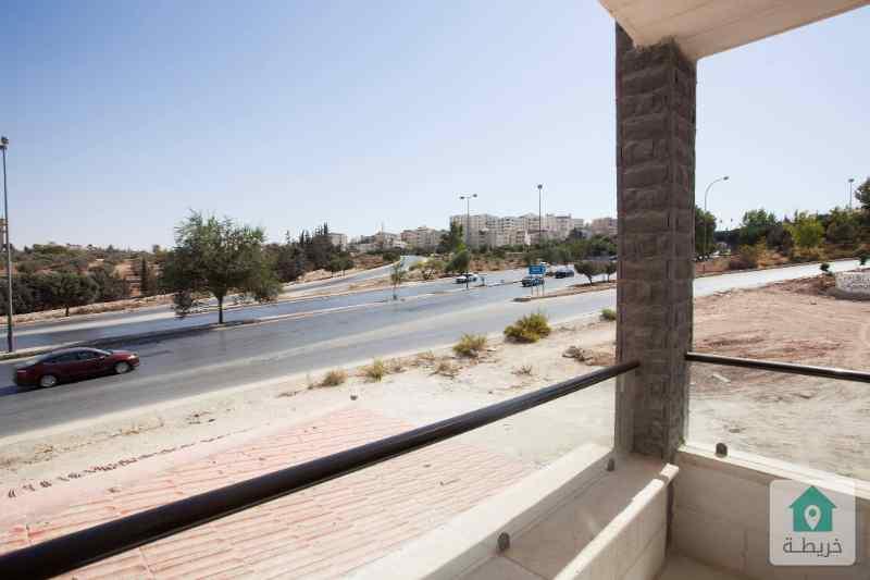 شقة للبيع مساحة 134 م طابق أول تشطيبات فاخرة في الجبيهة حي أم زويتينة