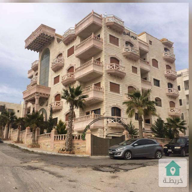 شقة للايجار -مرج الحمام -الطبقة (منطقة فلل)