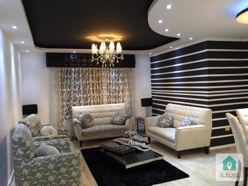 شقة مفروشة للبيع  عمان - ضاحية الرشيد خلف فندق القدس