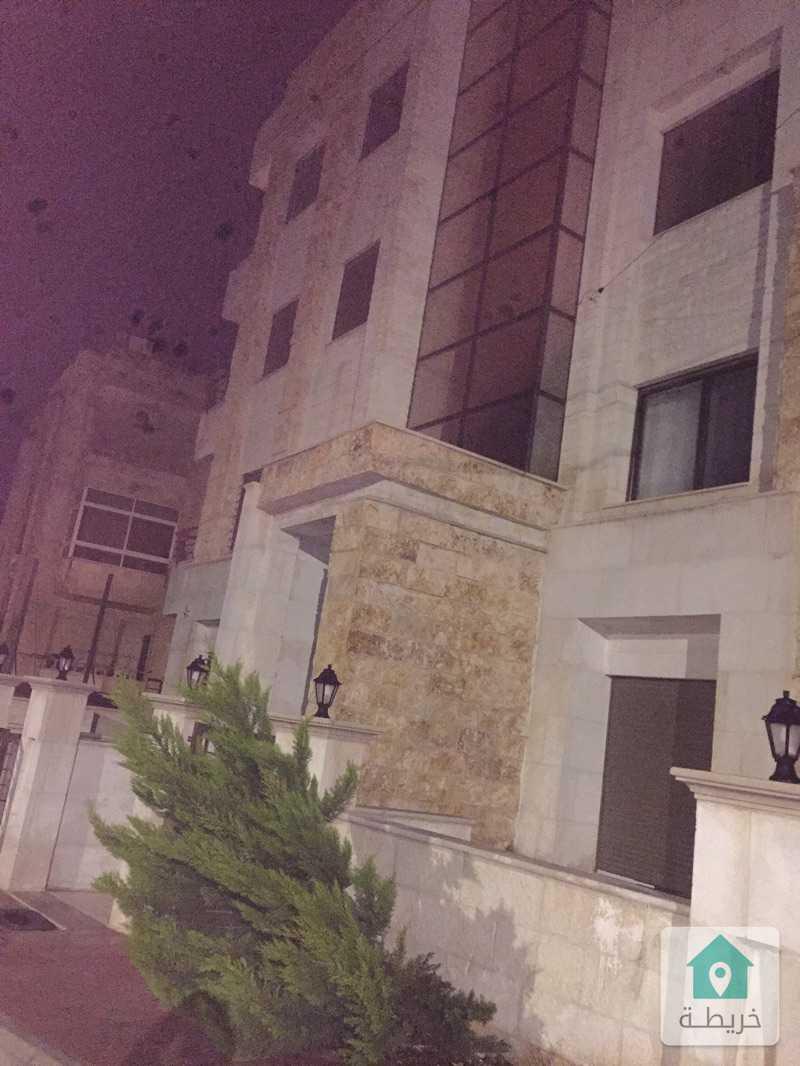 شقة ارضية للبيع بجانب مركز امن خلدا وتلاع العلي